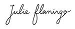Julie Flamingo: Papeterie et Voyage par les sens